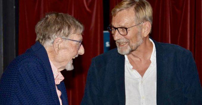 Bohwim og Lindtner Næss hedret med Aamot-statuetten