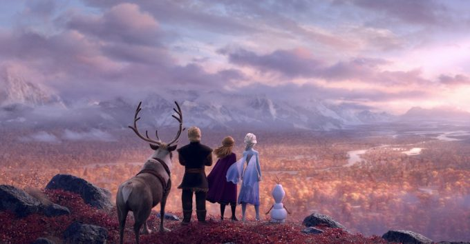 "Disney samarbeider med Sametinget om ""Frozen 2"""