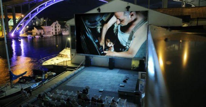 Et titalls nye norske spillefilmer luftes i Haugesund