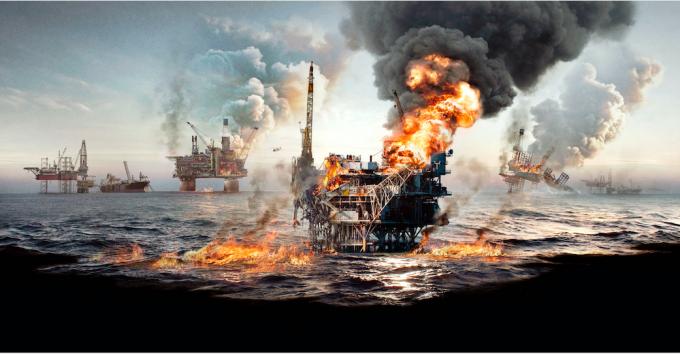 """""""Nordsjøen"""" – ny katastrofefilm fra Fantefilm"""