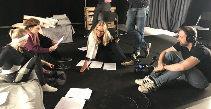 Filmsamtalen: Rasmus Sivertsen og Marit Moum Aune