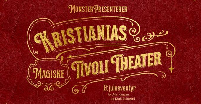 Monster med julekalender fra det gamle Kristiania