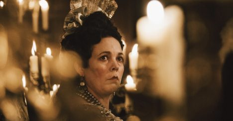 """The Favourite"" dominerte European Film Awards"