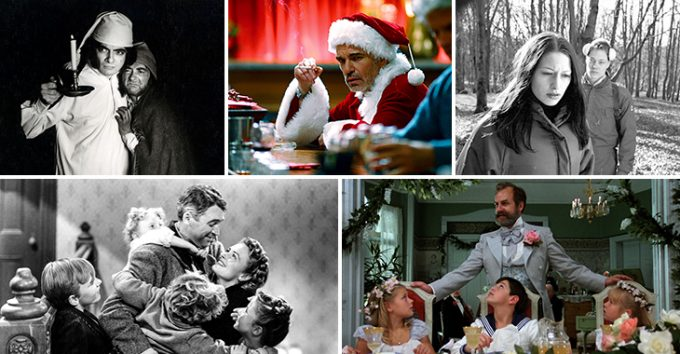 De gode, de dårlige og de uspiselige julefilmene