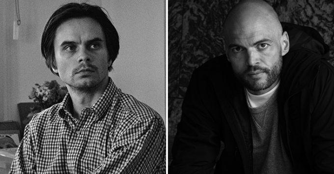 Kristoffer Borgli og Anders Hammer til Sundance