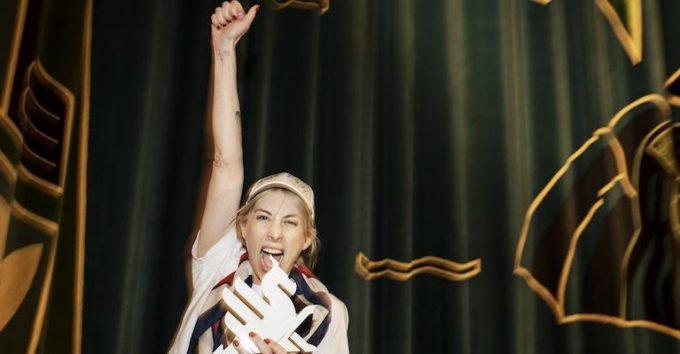 Julia Lindströms «Daddy's Girl» fikk Startsladden i Gøteborg