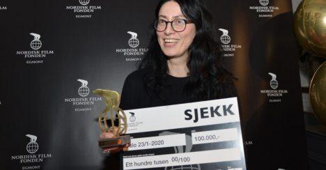 Gjyljeta Berisha er tildelt bransjepris for «Håp»