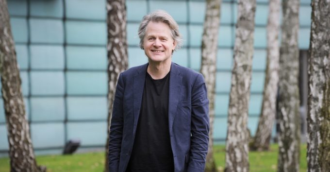 Gaute Storaas er tildelt Harpa-prisen