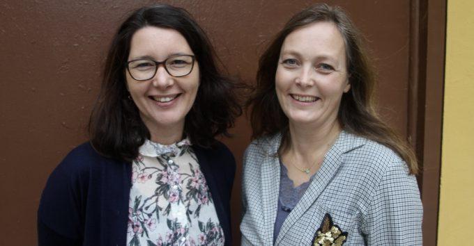 Filmsamtalen: Tone Grøttjord-Glenne og Anita Rehoff Larsen