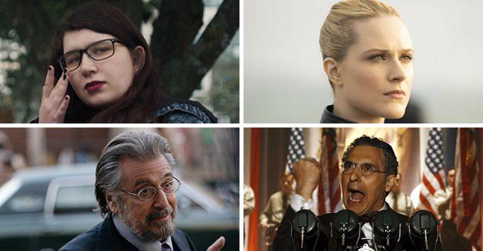 Ukens film- og serietips: Scandinavian Star, Alt det jeg er, Devs, Westworld, The Plot Against America, Hunters, Dave, Better Things, Breeders.