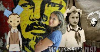 Ilze B. Jacobsen klar for Annecy med «My Favorite War»