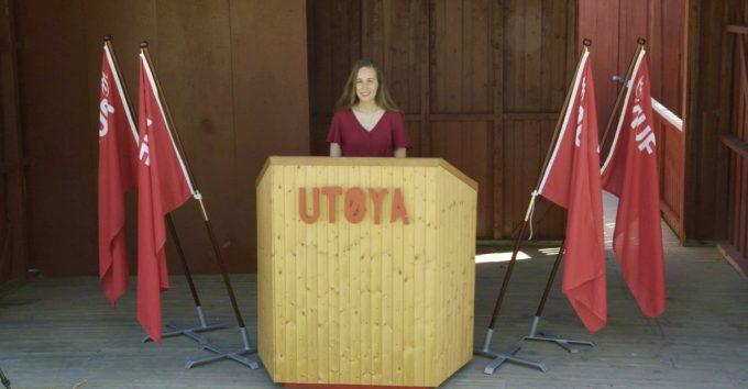 Aslaug Holm og Sigve Endresen klare med film om Utøya