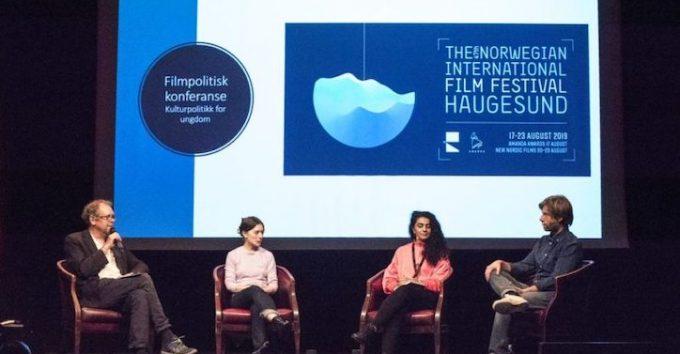 Koronakrisen i fokus på den filmpolitiske konferansen i Haugesund