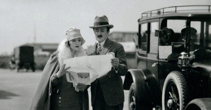 «Faa lidt morfin!» – byen i norsk 1920-tallsfilm