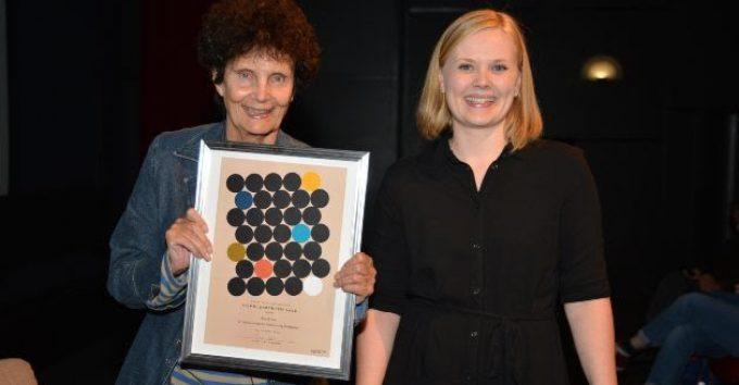 Anja Breien tildelt Filmklubbprisen