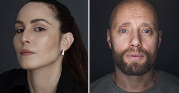 Noomi Rapace og Aksel Hennie i ny thriller fra Tommy Wirkola