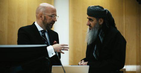 Klart for filmen om forsvaret av Norges mest forhatte islamist