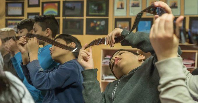 NFI ruster opp den filmkulturelle skolesekken