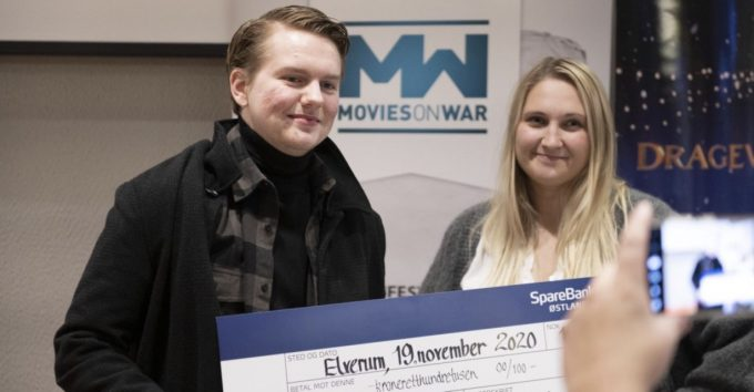 Krigsserie om kvinnelig pilot vant Movies on War-pitchen