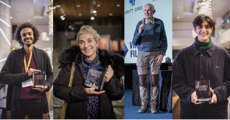 Prisvinnerne fra Nordic Docs