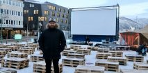 En filmregion reiser seg fra lockdown (+)