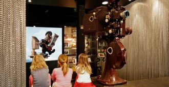 På jakt etter et filmens museum?