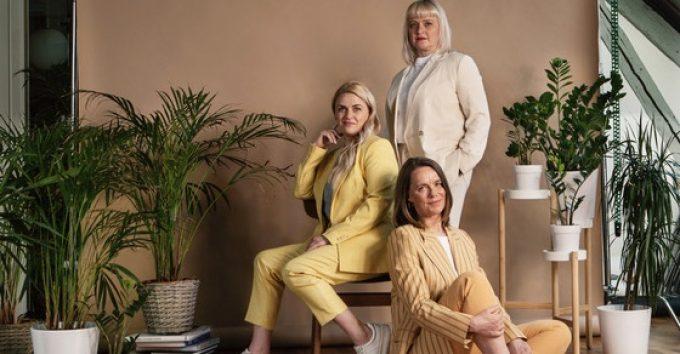 Filminvest satser på trioen bak «En rumpe å dø for»