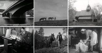 Kulturhistorie og filmdokumentasjon