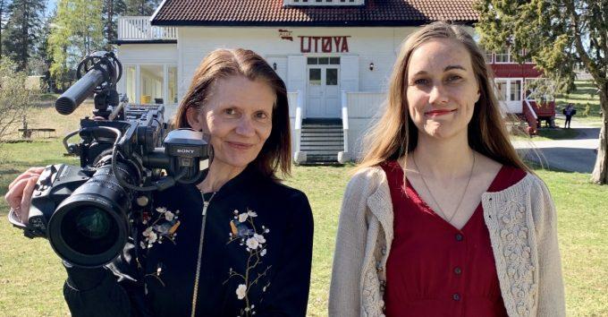 Filmsamtalen: Aslaug Holm
