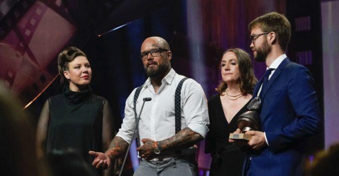 Amanda: Historisk prisdryss til norsk dokumentarfilm