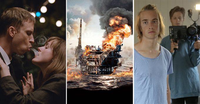 Neste Blått Lerret: Verdens verste menneske, Nordsjøen og Nattebarn.