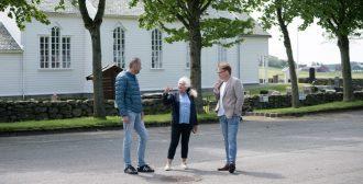 To konkurrerende serier om Tina Jørgensen-saken