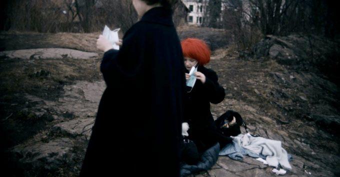 Mariken Halle med hybridfilm om pandemien